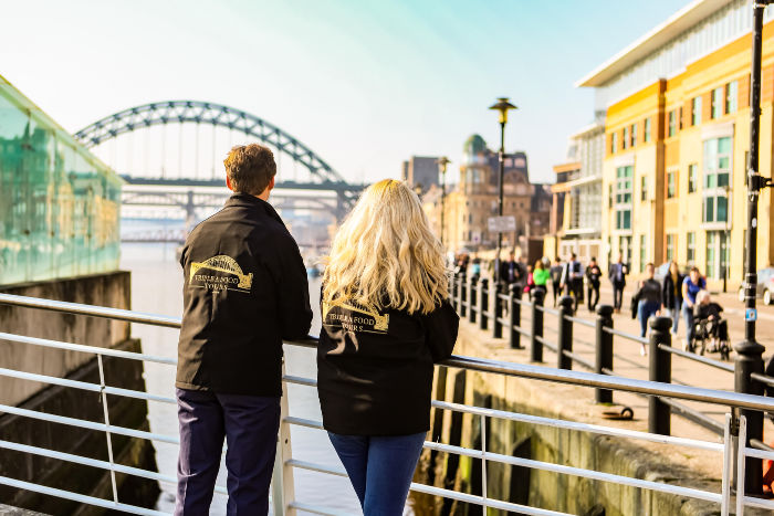 Local foodie launches the first ever walking food tour of Newcastle I Love Newcastle