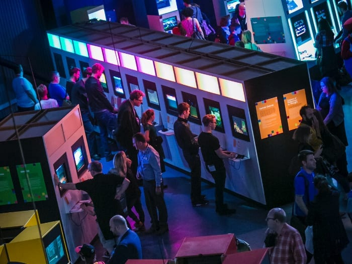 New exhibition celebrates 50 years of computer gaming I Love Newcastle