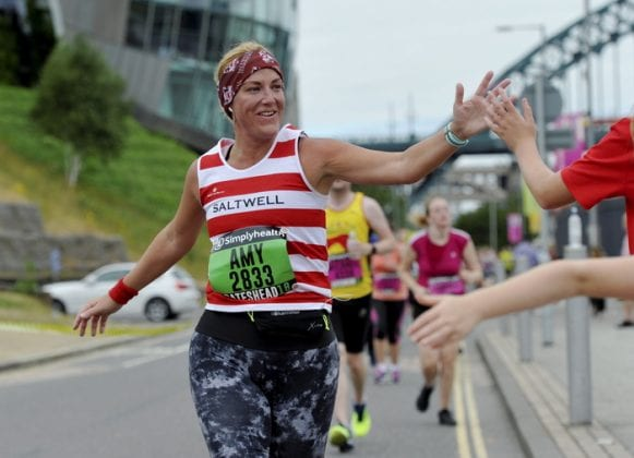 Join over 5000 people to compete in the North East's biggest 10k running event I Love Newcastle