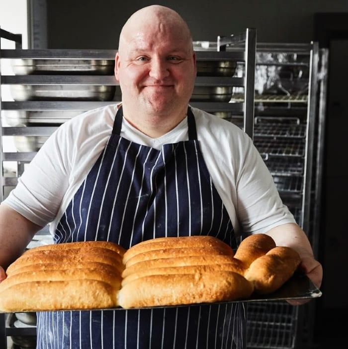 All hail Mr Bun the Baker I Love Newcastle