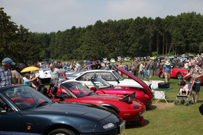 Its vintage vehicles galore at the North East Classic Car and Motorcycle Show I Love Newcastle