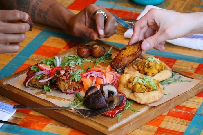 Valentine's is anything but traditional at this Newcastle Caribbean restaurant I Love Newcastle