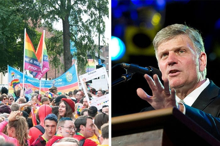 """Northern Pride chairman urges to cancel """"homophobic"""" Franklin Graham tour I Love Newcastle"""