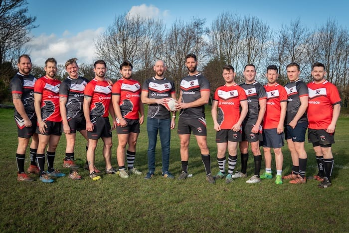 Northern Pride teams up with Newcastle Ravens rugby club for UK Pride I Love Newcastle