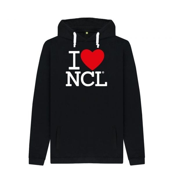 I Love NCL Hoodie I Love Newcastle