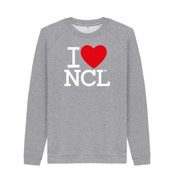 I Love NCL Sweater I Love Newcastle