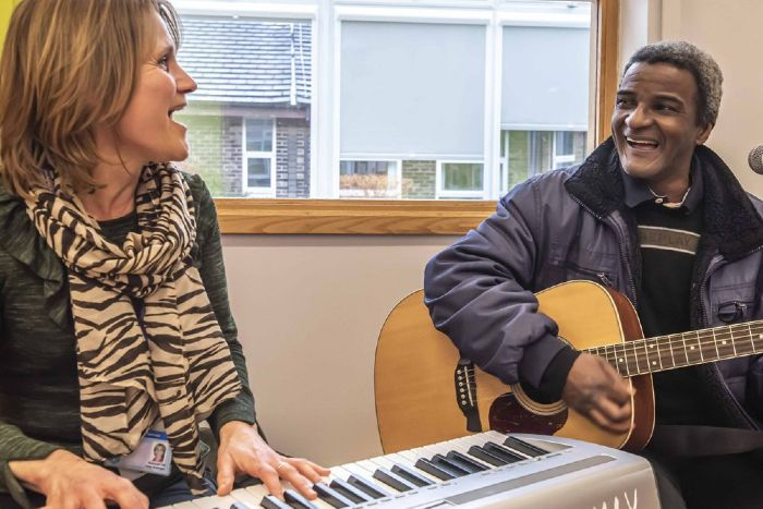 Newcastle musicians offered chance to train as music therapists I Love Newcastle