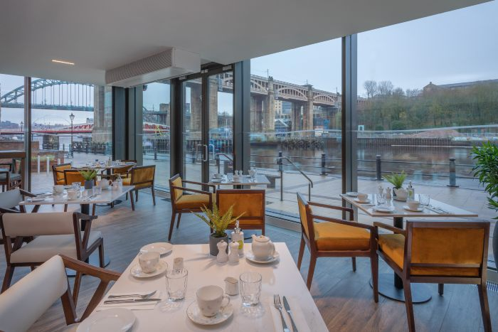 New hotel collaborates with local art gallery to showcase city culture I Love Newcastle
