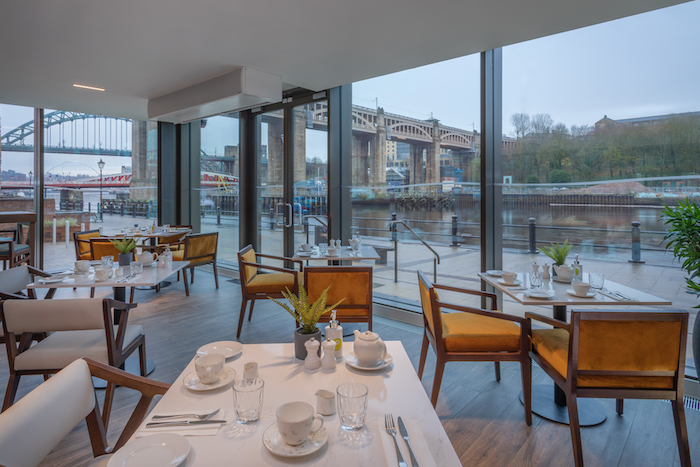 New Gino D'Acampo Quayside restaurant and bar opens I Love Newcastle